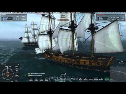 Naval Action: Admiralty Mission... Frigate vs. Constitution