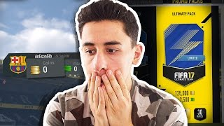 I can't believe it's all gone.... (fifa 17 tots)