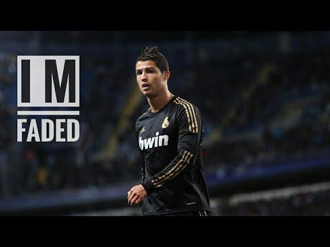 Football Lover    Cristiano Ronaldo Skills On Faded 😍⚽