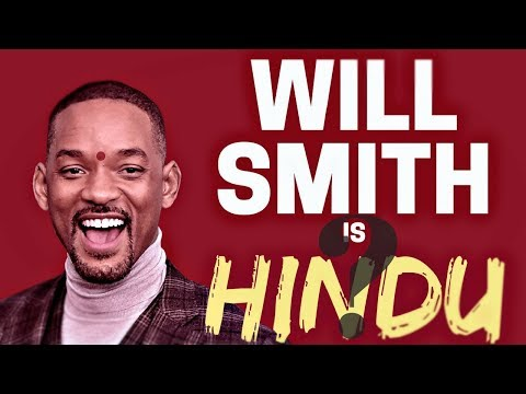 WILL SMITH IS BECOMING HINDU! (Along With Many Other Popular Celebrities)