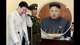 Corea del Norte, Casus Belli: Otto Warmbier.