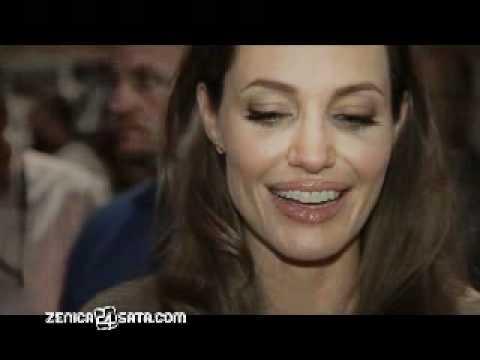 SFF 2012: Angelina Jolie počasna građanka Sarajeva