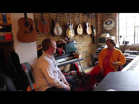 Creative Cribs - Daniel Pemberton