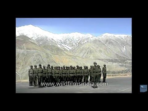 Border Roads Organization - BRO of India - Saga of Man vs Nature