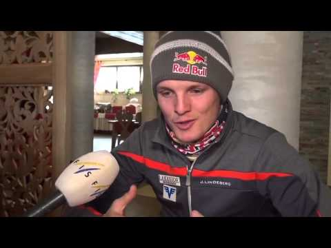 Interview with Thomas Morgenstern in Zakopane