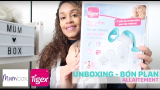 [UNBOXING] MUM BOX ALLAITEMENT AVEC TIGEX - BON PLAN !