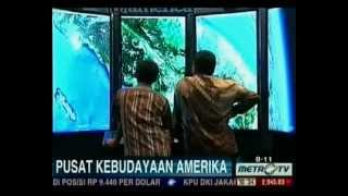 @america, Pusat Kebudayaan AS (July 10, 2012) - Metro TV