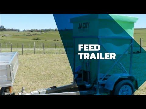 JACKY® Feed Trailer