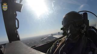 Ensayo Aéreo Desfile Día de la Fiesta Nacional