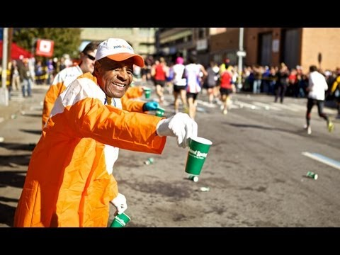 New York City Marathon Volunteers