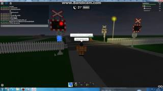 ROBLOX: Mickton Central Level Crossing 2 [08.01.2017]