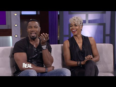 Michael Jai White & Gillian White's Love Story