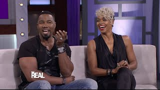 Michael Jai White  Gillian Whites Love Story