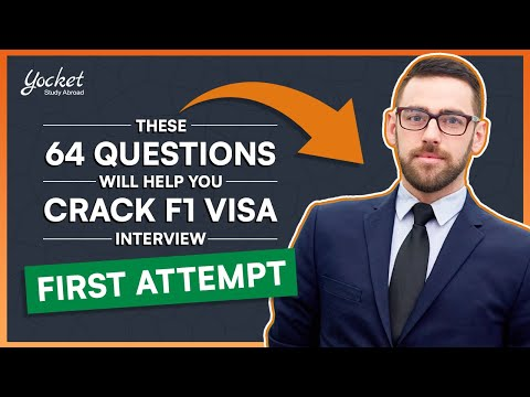 DOs & DONTs Of US F1 Visa - Interview With Mumbai US Consular Official |Yocket