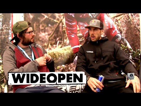 Gee Atherton Interview | Broken bones and big wheels