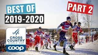 BEST OF 2019 2020 CROSS COUNTRY SKIING WC MEN (PART 2)