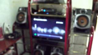 sony fst zux9 2013 tocando funk mc magrinho mdley de funk 2012 2013
