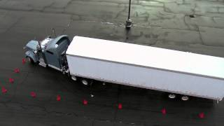 CDL parallel parking - Mooney CDL Training Online