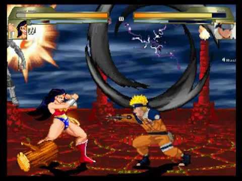Naruto Mugen - Download for PC Free