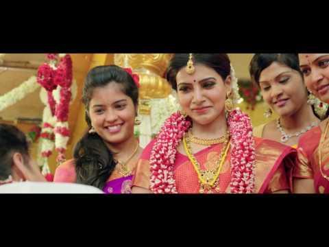 Tamil movie lovely melody song Vijay & Samantha .