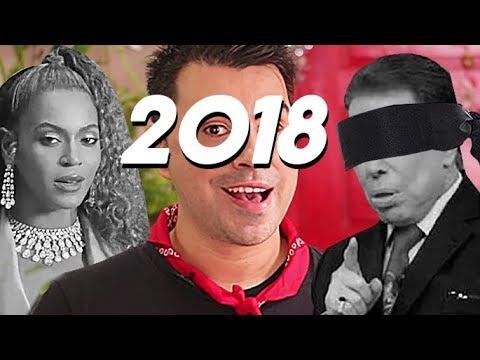 Retrospectiva 2018  Música Tretas Filmes e Memes