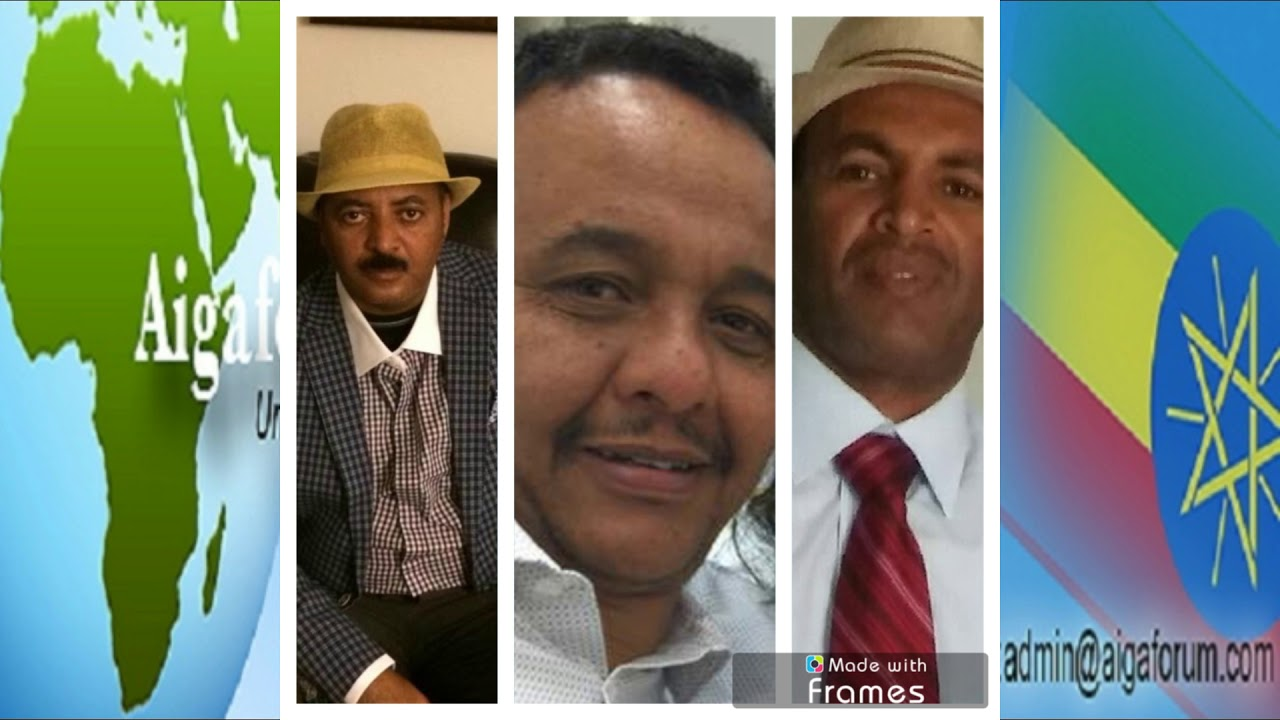 Aigaforum Interview With Ethiopian and Eritreans 2017-11-08 Part 1 ...