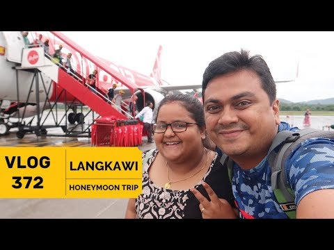 ലങ്കാവിയിലേക്ക് ഒരു ഹണിമൂൺ ട്രിപ്പ് - Kochi To Langkawi Travel Vlog With Eizy Travels Vlog 372