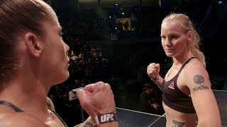 UFC Uruguay: Weigh-in Highlight