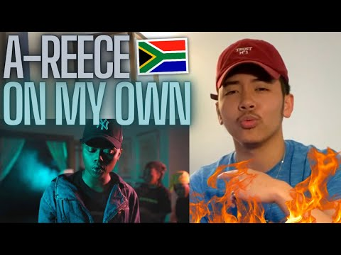 Download A-Reece - On My Own (Official Music Video) AMERICAN REACTION! South African Rap Music 🇿🇦🔥