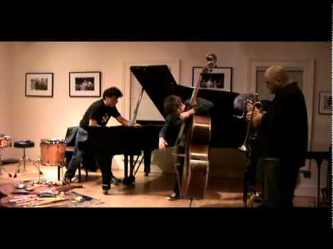 Gino Robair, Piotr Michalowski, James Cornish, and Joel Peterson - March 2009