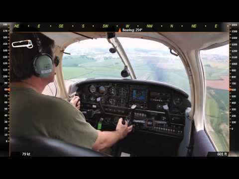 Solo circuits PA28 Exeter