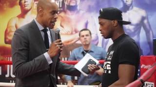 MVP! MICHAEL 'VENOM' PAGE - 'IM EQUALLY CONFIDENT IN THE BOXING RING AS I AM IN THE OCTAGON'