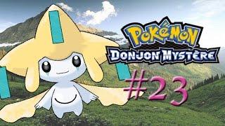 Pokemon donjon mystère équipe de secours rouge #23 : La grotte des voeux