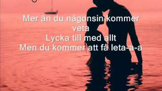 September - Kärlekens Tunga (Lyrics)