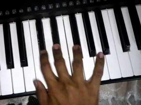 NACH SHALU NACH hit marathi song on keyboard