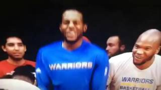 "ESPN NBA 2015-16 Warriors ""Joy, Pain, Sunshine And Raid"" Ad"