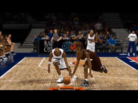 NBA 2K (Remake Series ) NBA on TBS Promo 99-00  - Higherground