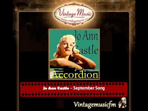 Jo Ann Castle – September Song
