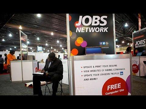 Уровень безработицы в США снижается - Economy