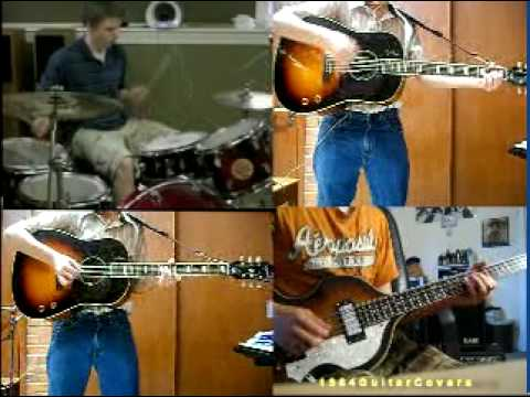 Please Please Me - Guitar / Bass / Drums - Cover