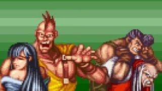 Final Fight 2 (SNES) Playthrough - NintendoComplete screenshot 1