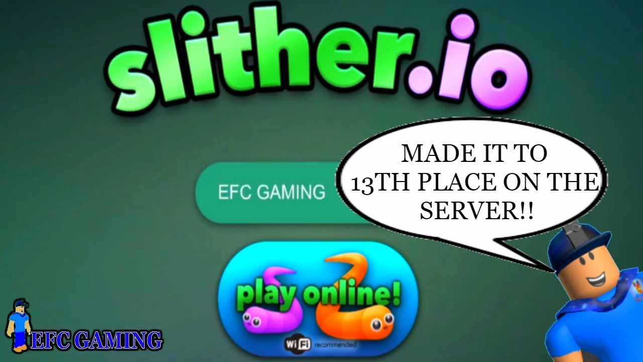 Slither Io Game Google