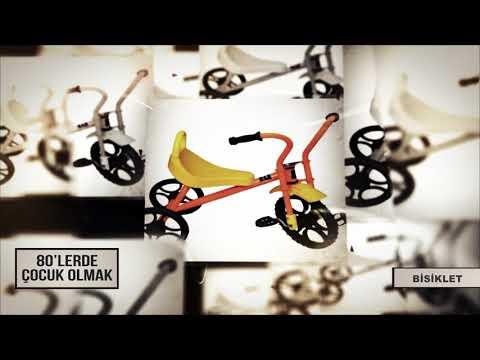 80'LERDE ÇOCUK OLMAK | Bisiklet