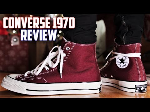 2428db679847f8 Converse Chuck Taylor 1970s REVIEW and ON-FEET