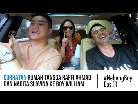 #NebengBoy Eps. 11 - BLAK-BLAKan Rumah Tangga Raffi Ahmad dan Nagita Slavina ke Boy William
