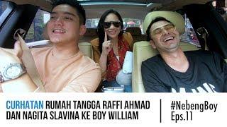 Download lagu BLAK-BLAKan Rumah Tangga Raffi Ahmad dan Nagita Slavina ke Boy William - #NebengBoy Eps. 11