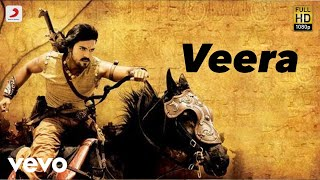 Maaveeran - Veera Full Song Audio | Ramcharan Tej, Kajal Agarwal