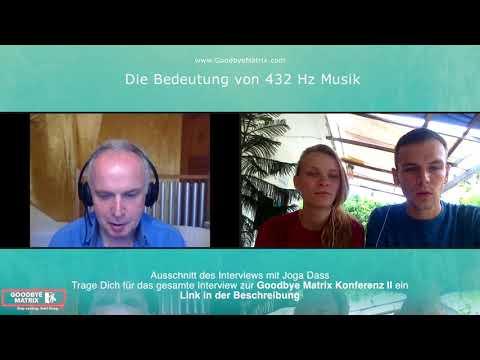 Die Bedeutung von 432 Hz Musik - Joga Dass im Interview