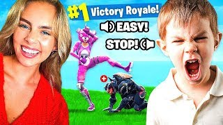 THE MOST *TOXIC* GIRLFRIEND IN FORTNITE