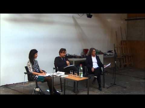 Kunstakademie Bad Reichenhall - Prof. H.C.Ottersbach, Dr. A.Freybourg, Dr. B.Hausmann 2014